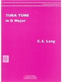 C.S. Lang: Tuba Tune  In D (Organ)