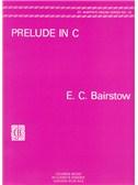 Edward Bairstow: Prelude In C Organ