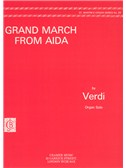 Verdi:  Grand March From Aida Org. St.M.28