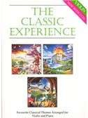 The Classic Experience - Violin (Book/CDs)