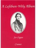 Lefebure-Wely Album - Organ