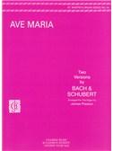 Bach/Schubert:  Ave Maria    Organ     St.M.34