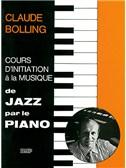 Claude Bolling: Cours d initiation à la musique de Jazz par le Piano