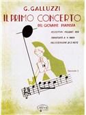 G. Galluzzi: Il Primo Concerto - Del Giovane Pianista (Vol.III)