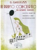 G. Galluzzi: Il Primo Concerto - Del Giovane Pianista (Vol.IV)