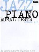 ABRSM Jazz Piano: Aural Tests Grades 4-5