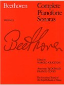 Beethoven: Complete Pianoforte Sonatas Volume I (ABRSM)
