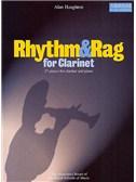 Haughton: Rhythm And Rag For Clarinet