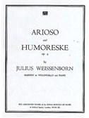 Weissenborn, Julius : Livres de partitions de musique