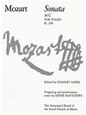 W.A. Mozart: Sonata In C K.330