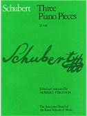Schubert: Three Piano Pieces D.946