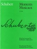 Schubert: Moments Musicaux D.780