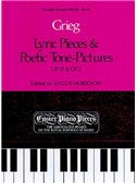Edvard Grieg: Lyric Pieces And Poetic Tone-Pictures Op.12/Op.3