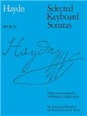 Joseph Haydn: Selected Keyboard Sonatas Book III