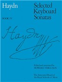 Joseph Haydn: Selected Keyboard Sonatas Book IV