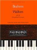 Johannes Brahms: Waltzes Op.39 (Simplified Version)