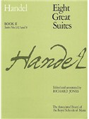 G.F. Handel: Eight Great Suites - Book 2