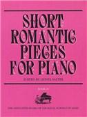 Short Romantic Pieces For Piano Book 4