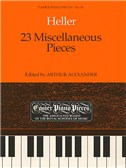 Stephen Heller: 23 Miscellaneous Pieces