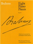 Johannes Brahms: Eight Piano Pieces Op.76