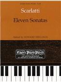 Domenico Scarlatti: Eleven Sonatas