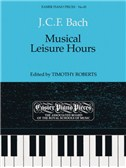 J.C.F Bach: Musical Leisure Hours