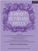 Baroque Keyboard Pieces Book 3