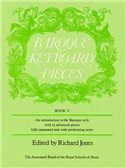 Baroque Keyboard Pieces Book 5