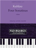 Friedrich Kuhlau: Four Sonatinas Op.88