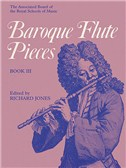 Baroque Flute Pieces - Book 3