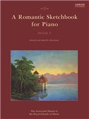A Romantic Sketchbook For Piano - Book V