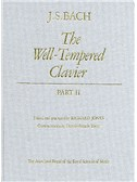 J.S. Bach: The Well-Tempered Clavier - Part II (Hardback)