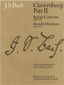 J.S. Bach: Clavierübung Part II