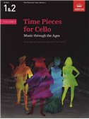 Time Pieces For Cello Volume 1