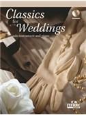 Classics for Weddings - Clarinet