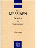 Olivier Messiaen: Fantaisie (Violin and Piano)