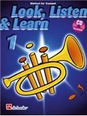 Look Listen & Learn Part 1: Sparke - Cornet/Trumpet (+cd)