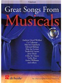 Great Songs From Musicals - Clarinet