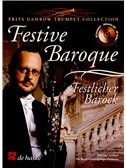 Festive Baroque - Trumpet And Piano (Book And CD)