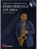 Nobuya Sugawa: Performance Studies - Saxophone