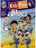 Kids Play Blues - Alto Saxophone (Book/CD)