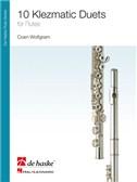 10 Klezmatic Duets - Flute