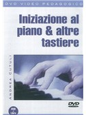 Andrea Cutuli: Iniziazione Al Piano & Altre Tastiere (Libro/DVD)