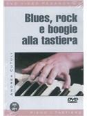 Andrea Cutuli: Blues, Rock E Boogie Alla Tastiera (Libro/DVD)