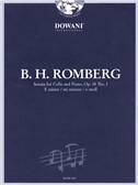 Romberg, Bernhard Heinrich : Livres de partitions de musique