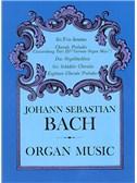 J.S. Bach: Organ Music