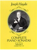F.J. Haydn: Complete Piano Sonatas Volume I