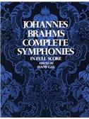 Johannes Brahms: Complete Symphonies (Full Score)