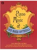 Gottschalk, Louis Moreau : Livres de partitions de musique