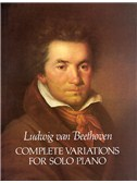 Beethoven: Complete Variations For Solo Piano